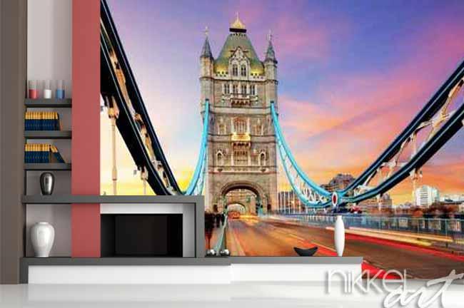 Papiers peints Tower bridge Londres